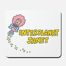 Interplanet Janet Mousepad
