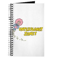 Interplanet Janet Journal