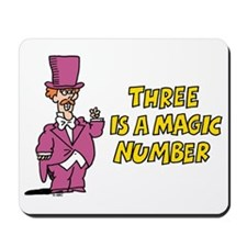 Magic Number Mousepad