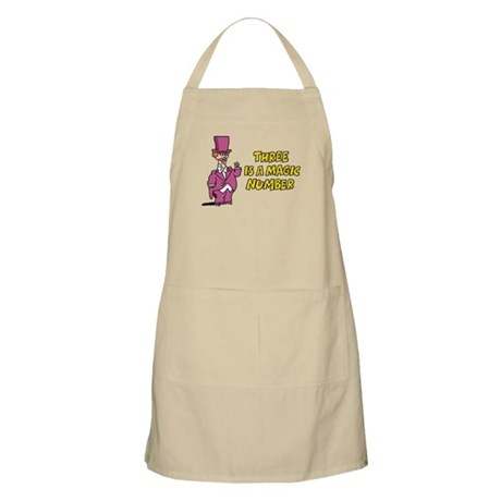 Magic Number Apron