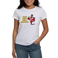 Verbs Women's T-Shirt