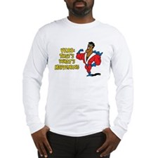Verbs Long Sleeve T-Shirt
