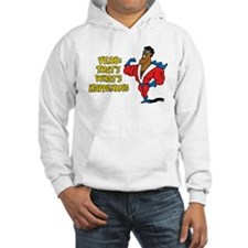 Verbs Hooded Sweatshirt