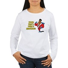Verbs Women's Long Sleeve T-Shirt