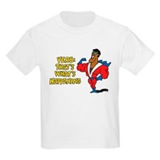 Verbs Kids Light T-Shirt
