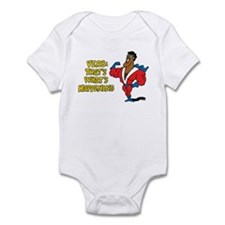 Verbs Infant Bodysuit