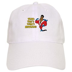 Verbs Baseball Cap