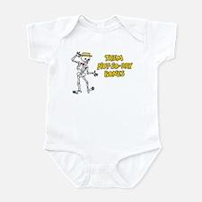 Not-So-Dry Bones Infant Bodysuit