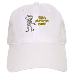 Not-So-Dry Bones Baseball Cap
