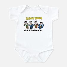 Elbow Room Infant Bodysuit