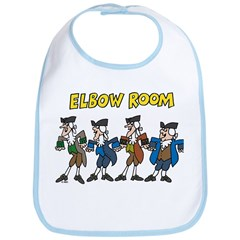 Elbow Room Bib
