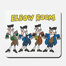 Elbow Room Mousepad