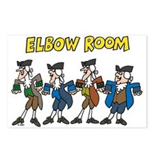 Elbow Room Postcards (Package of 8)