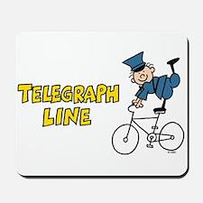 Telegraph Lane Mousepad