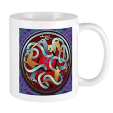 Celtic Deer Mug
