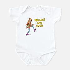 Dollars and Sense Infant Bodysuit