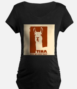 Tina Maternity T-Shirt