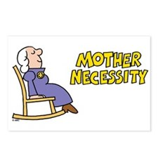 Mother Necessity Postcards (Package of 8)