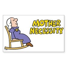 Mother Necessity Decal