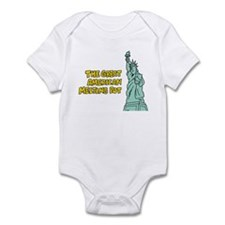 Melting Pot Infant Bodysuit