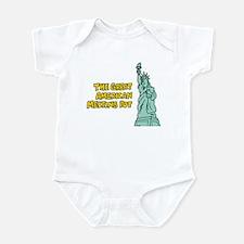 Melting Pot Infant Bodysuit