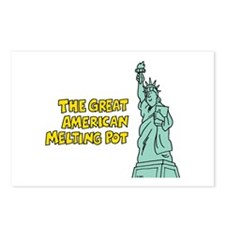 Melting Pot Postcards (Package of 8)