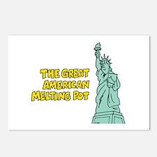 Melting Pot Postcards (Package of 8)