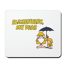 Elementary Mousepad