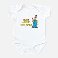 Ready or Not Infant Bodysuit