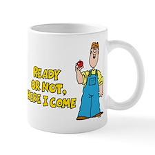 Ready or Not Mug