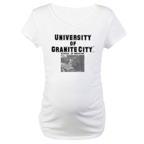 School of Medicine Maternity T-Shirt