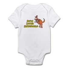 Rufus Xavier Infant Bodysuit