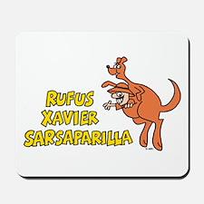 Rufus Xavier Mousepad