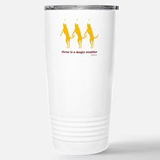 Magic Number 3 Travel Mug