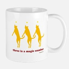Magic Number 3 Mug