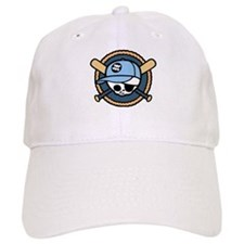 Baseball Pirate -Boy Baseball Cap