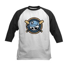 Baseball Pirate -Boy Tee