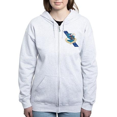SAC Women's Zip Hoodie