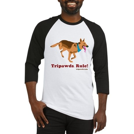 Tripawds Rule Baseball Jersey