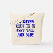 Cool Navi Tote Bag
