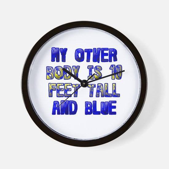 Unique Avatar Wall Clock