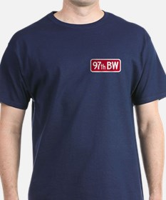 97th Bomb Wing T-Shirt (Dark)