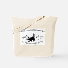 Counter Terror Mossad Tote Bag