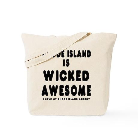 RI Accent Tote Bag