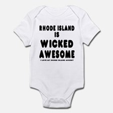RI Accent Infant Bodysuit