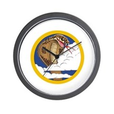 39th Fighter Squadron Wall Clock