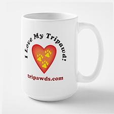Tripawd Mug