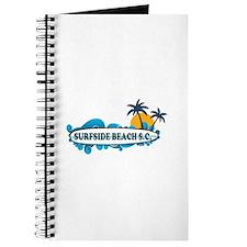 Surfside Beach - Surf Design. Journal