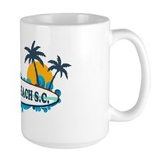Surfside Beach - Surf Design. Mug