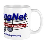 SongNet Coffee (Small) Mug